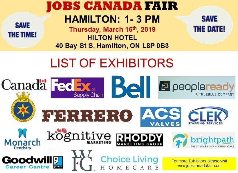 Hamilton Job Fair