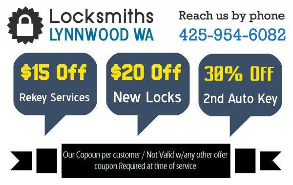 Locksmiths Lynnwood WA