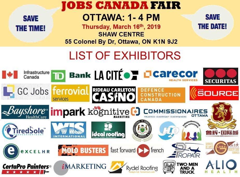 FREE: Ottawa Job Fair