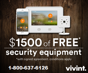 Vivint Home Security Camera | Plans Starting At