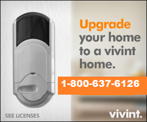 Vivint® Home Security | No Contract| Free Touchpad‎ |