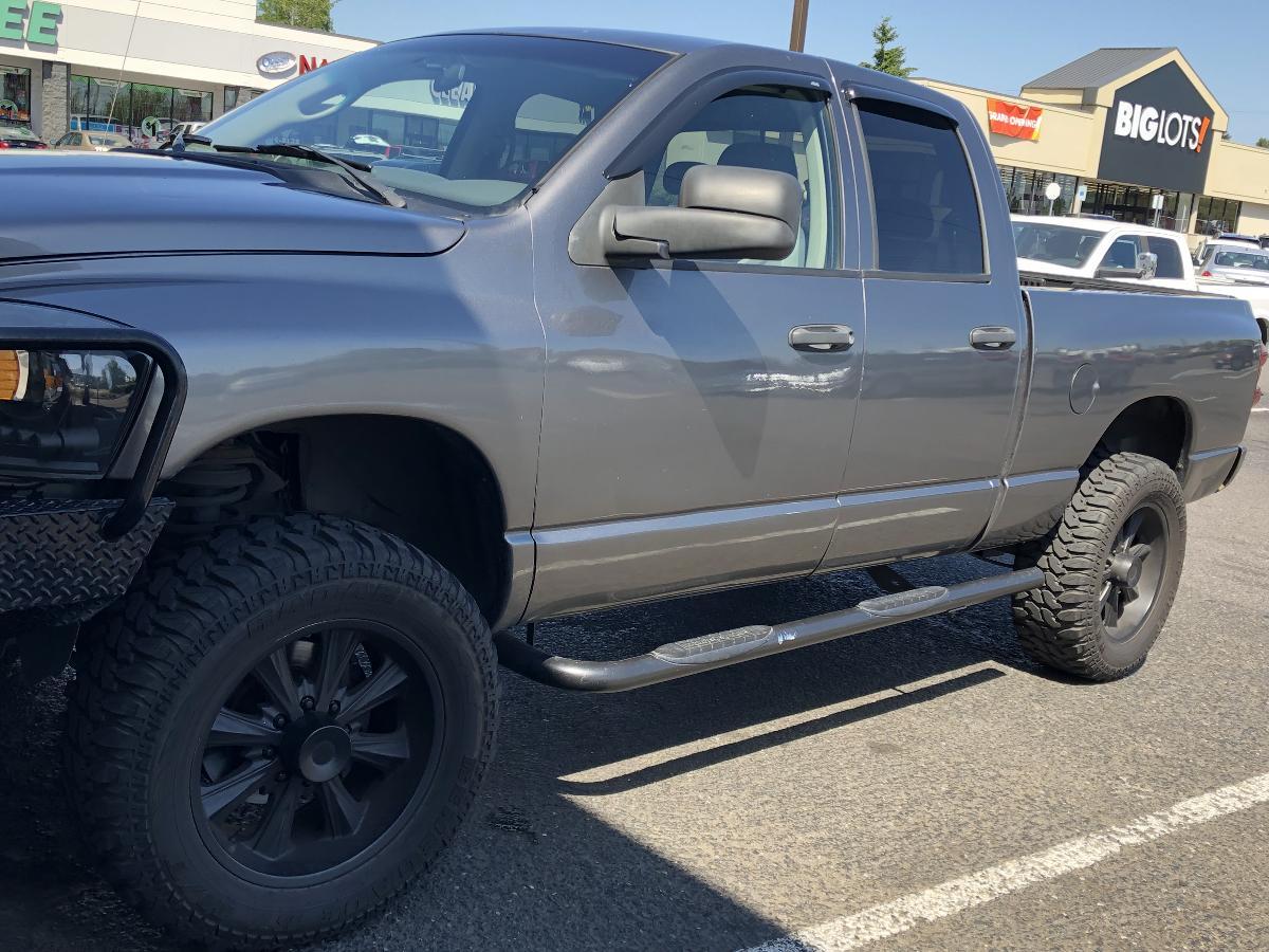 Dodge Ram  diesel