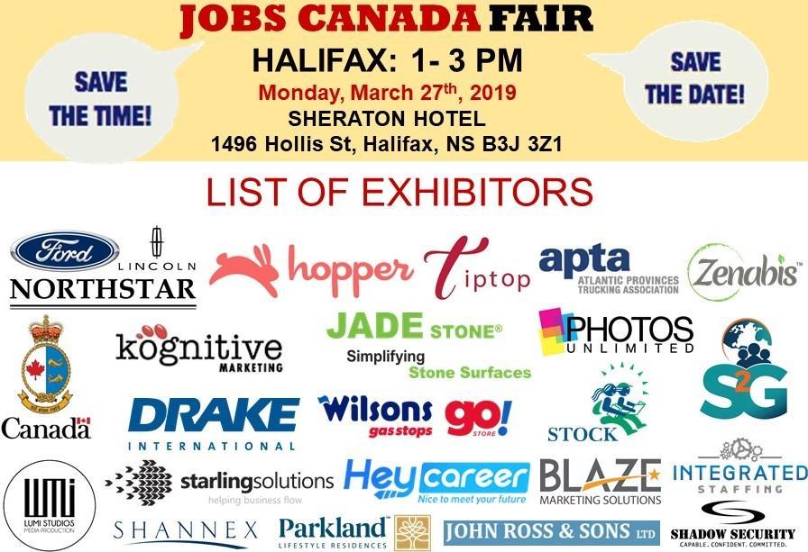 Halifax Job Fair
