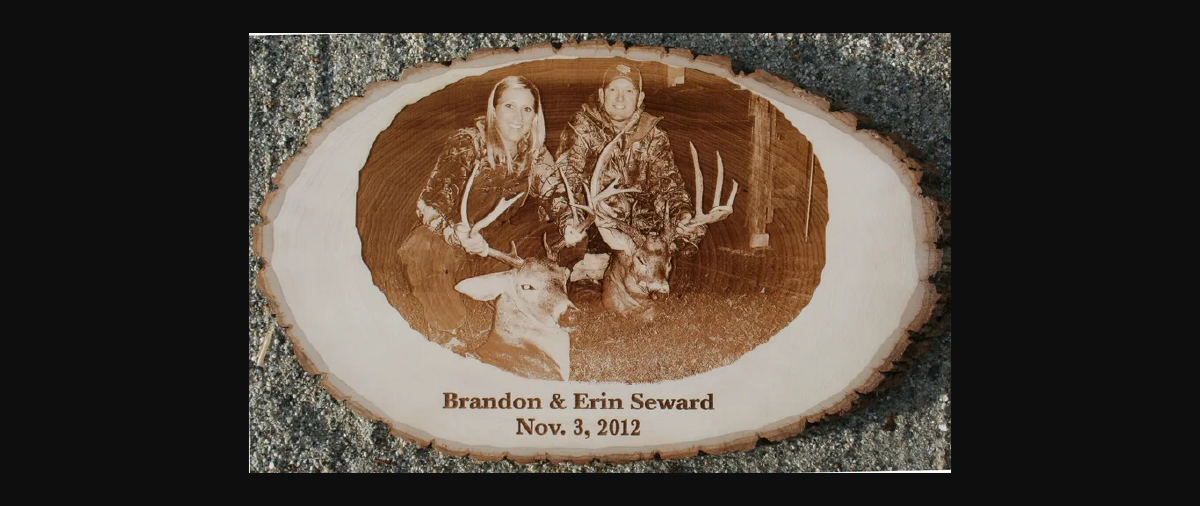 Looking for Personalized Custom Made Wood Signs?