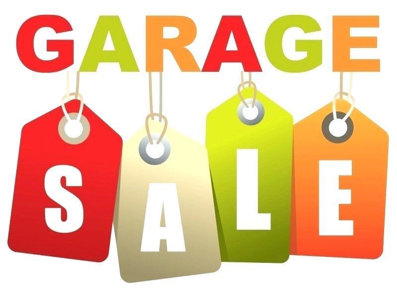 4-Family HUGE Garage Sale