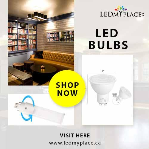 Replace High Consuming LED Bulb By Using New LED Bulb