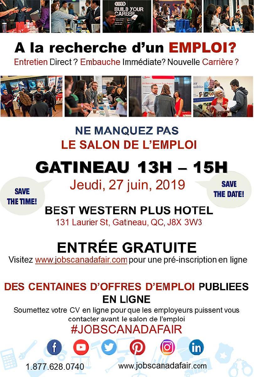 Gatineau Job Fair