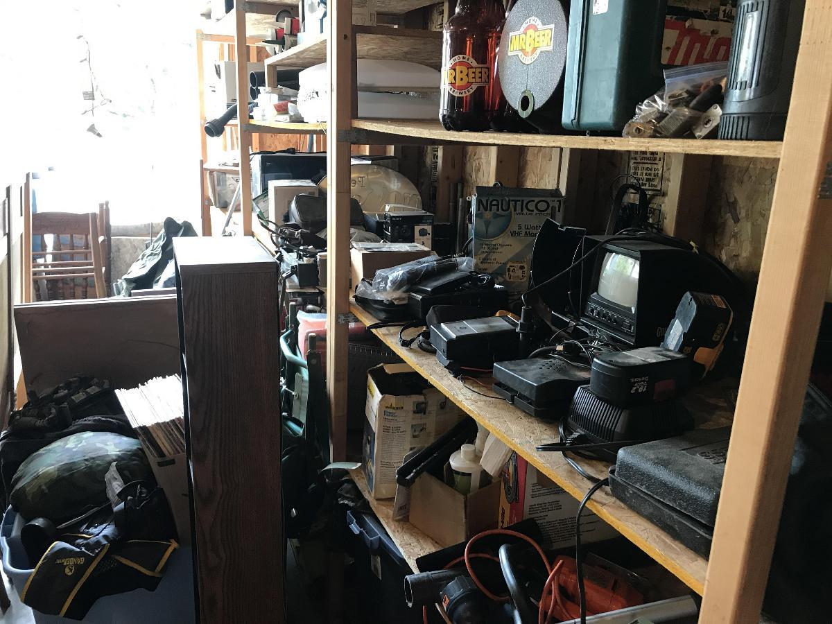 Huge Garage Sale! Everything Must Go!