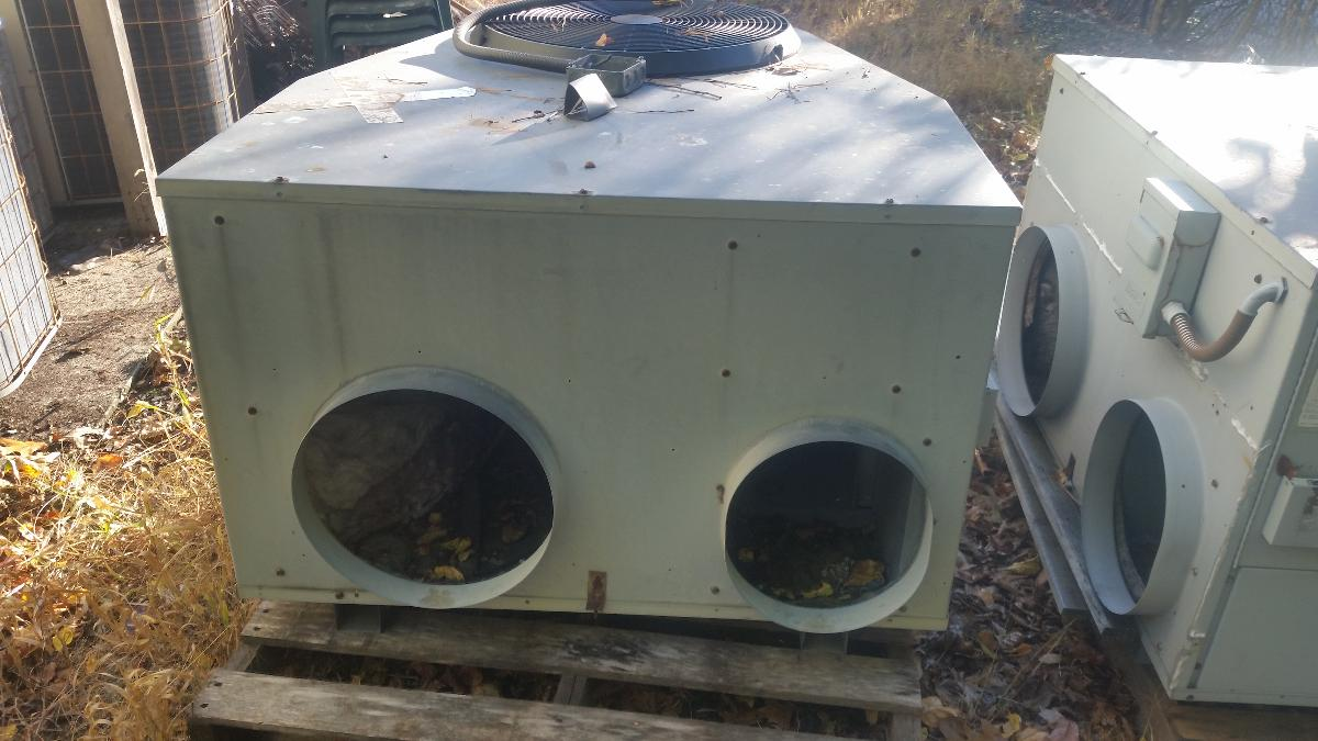 Mobile home AC Units