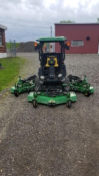 John Deere WAM T Lawn Mower