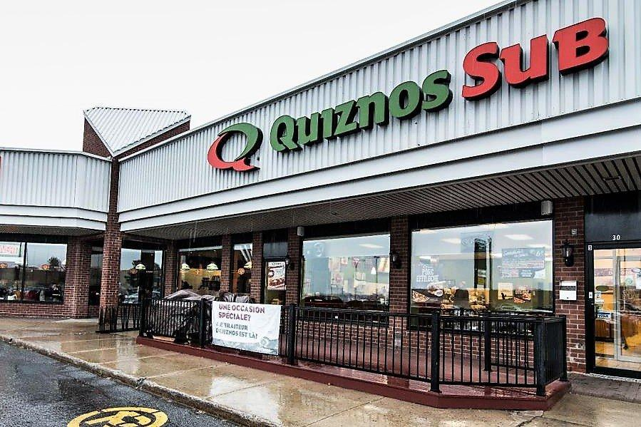 Quiznos restaurant for sale St-Jean-sur-Richelieu