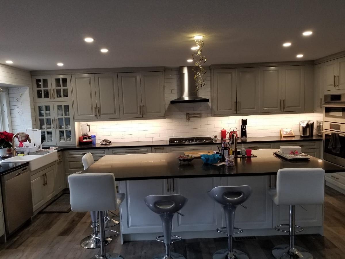Kitchen Renovation in Alberta – Trendzkitchenconcepts