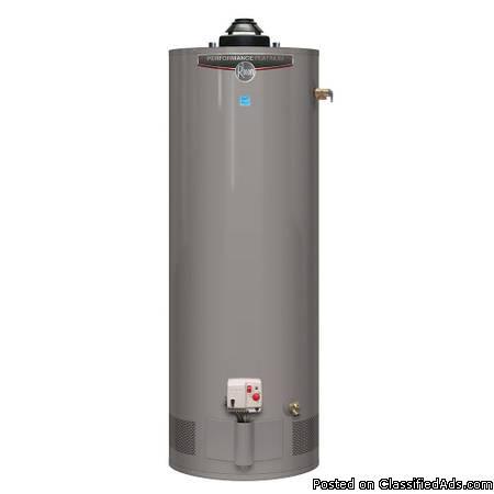 Water Heater Replace / Repair