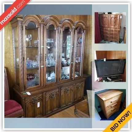 Bath Estate Sale Online Auction