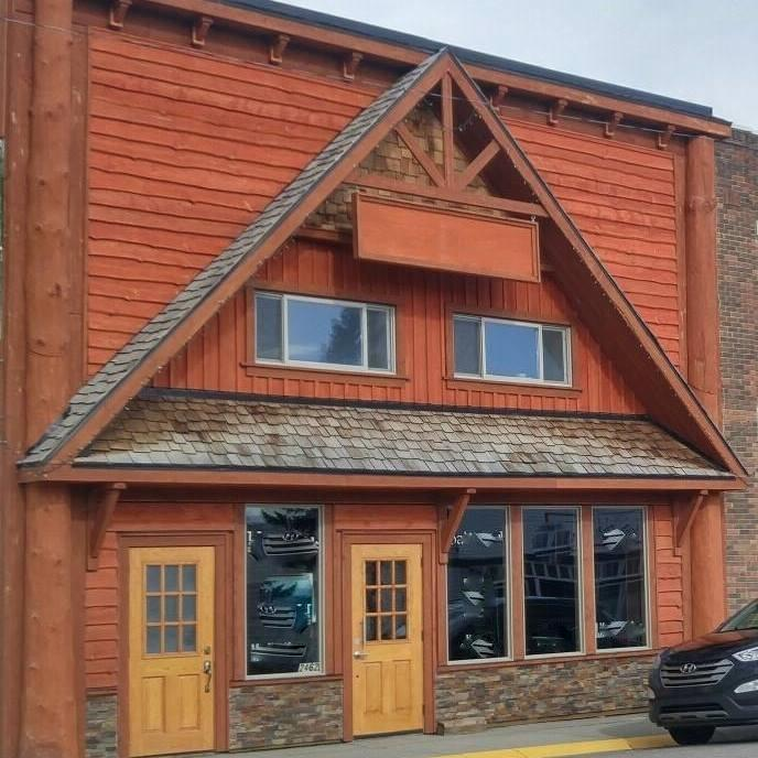 COMMERCIAL SPACE FOR LEASE IN CROWSNEST PASS,AB