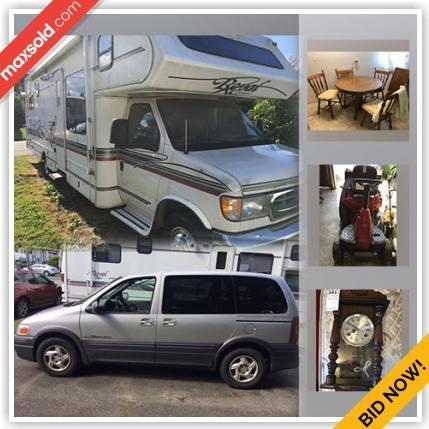 Chilliwack Estate Sale Online Auction