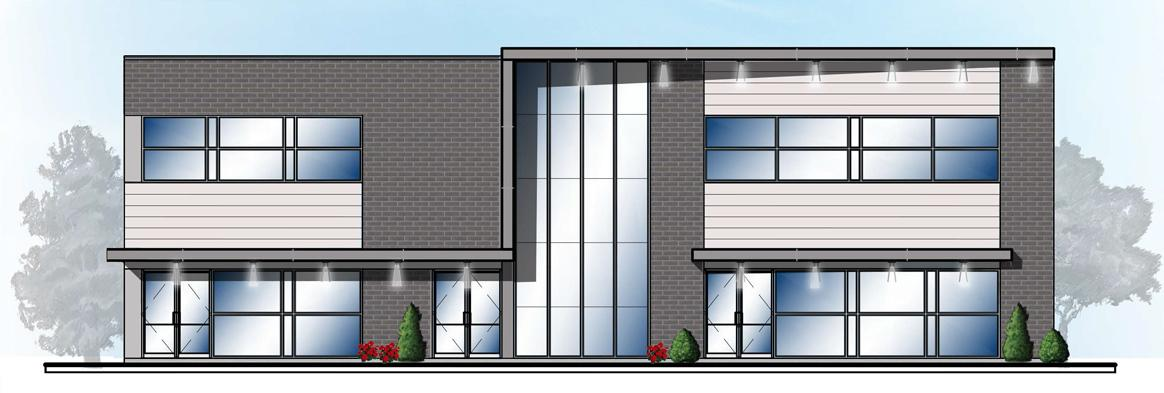 Commercial space and office for rent La Prairie