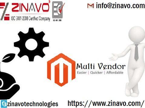 Magento Multi-Vendor Website Development Comp