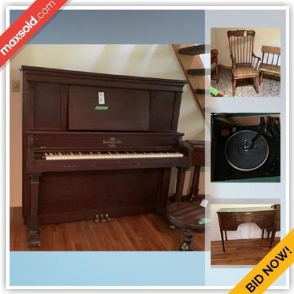 Orton Estate Sale Online Auction