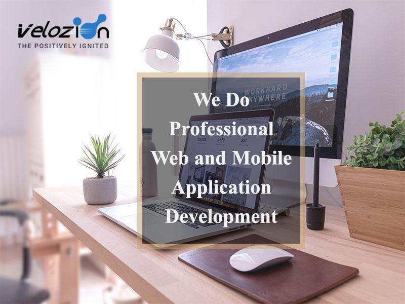 Professional Web and mobile development company