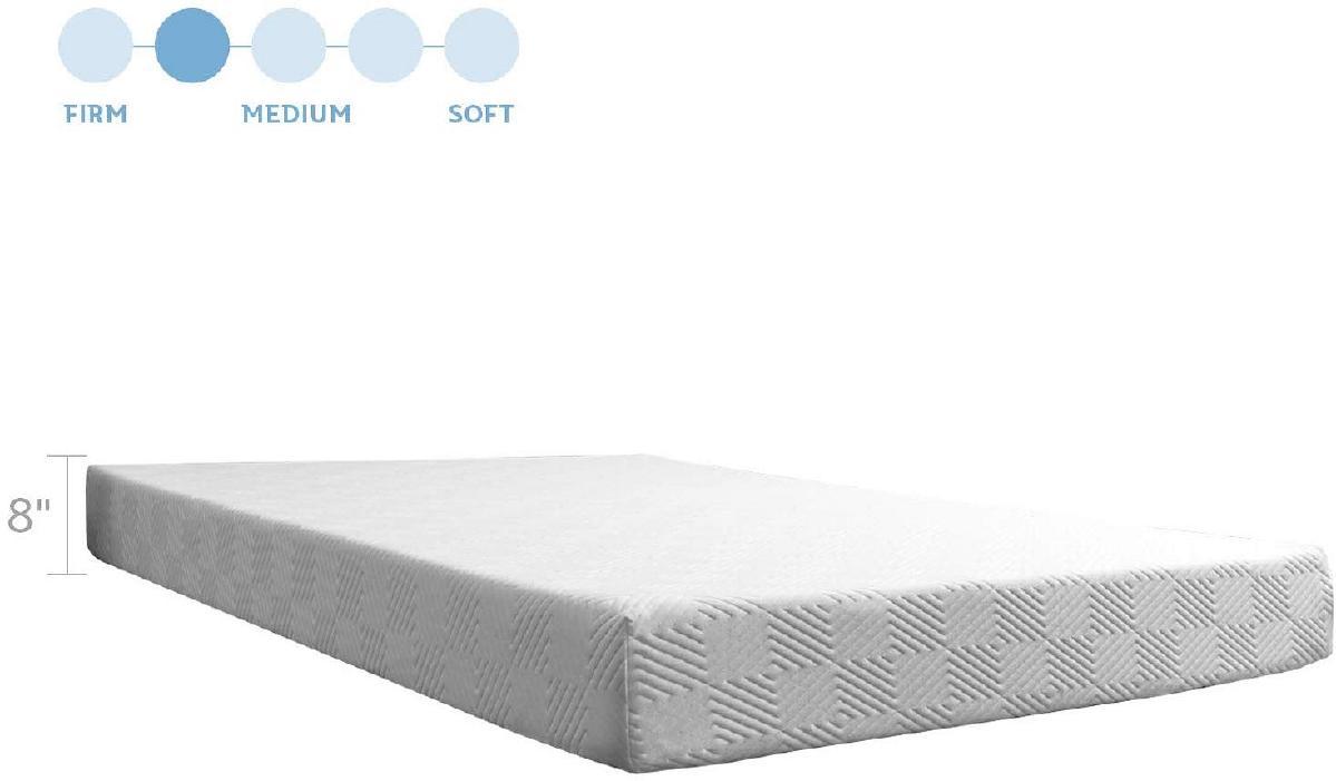 Queen sz. Memory foam mattress & Frame *new*