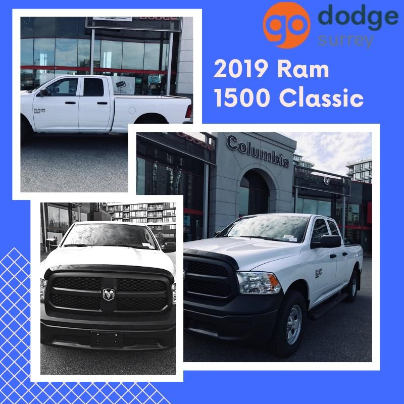 Used Car Dealerships Surrey | BC Dodge Dealers