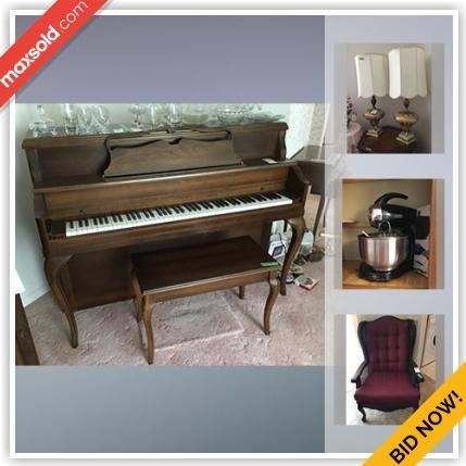 Warkworth Estate Sale Online Auction