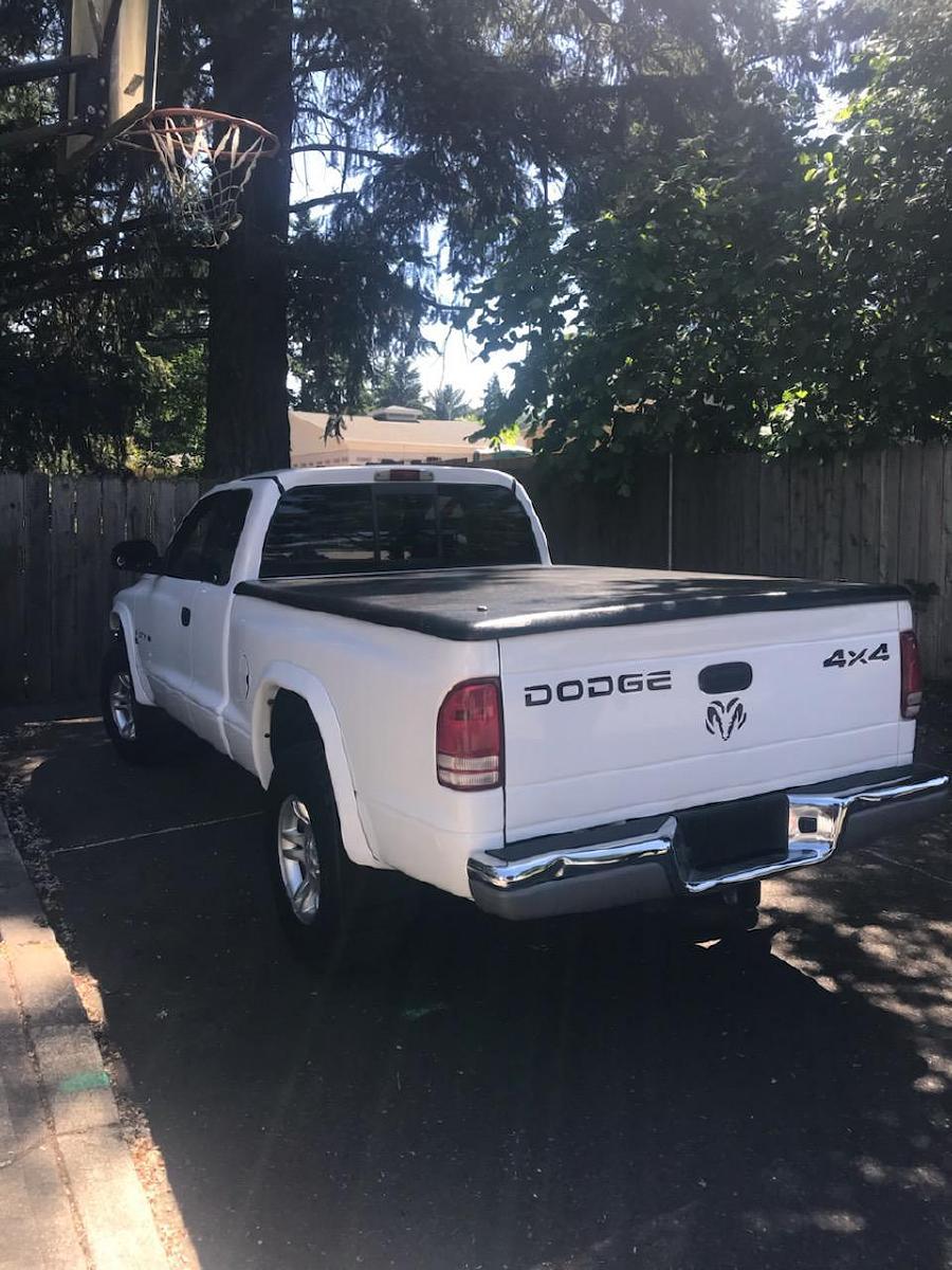 Dodge Dakota V8 Magnum