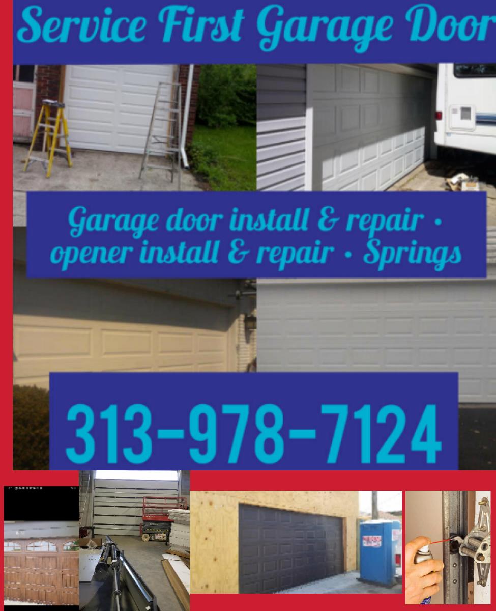 Service First Garage Doors