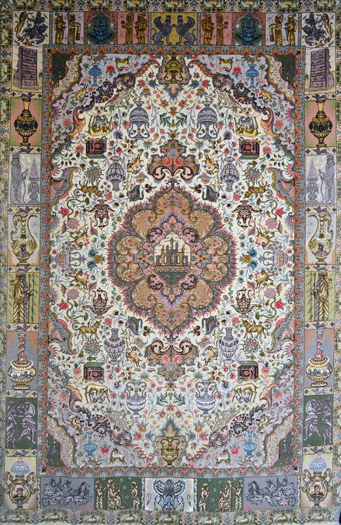 Luxurious Nami Persian Rugs for Sale in Richmond Hill