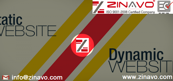 Static and Dynamic Website Design and Development Company