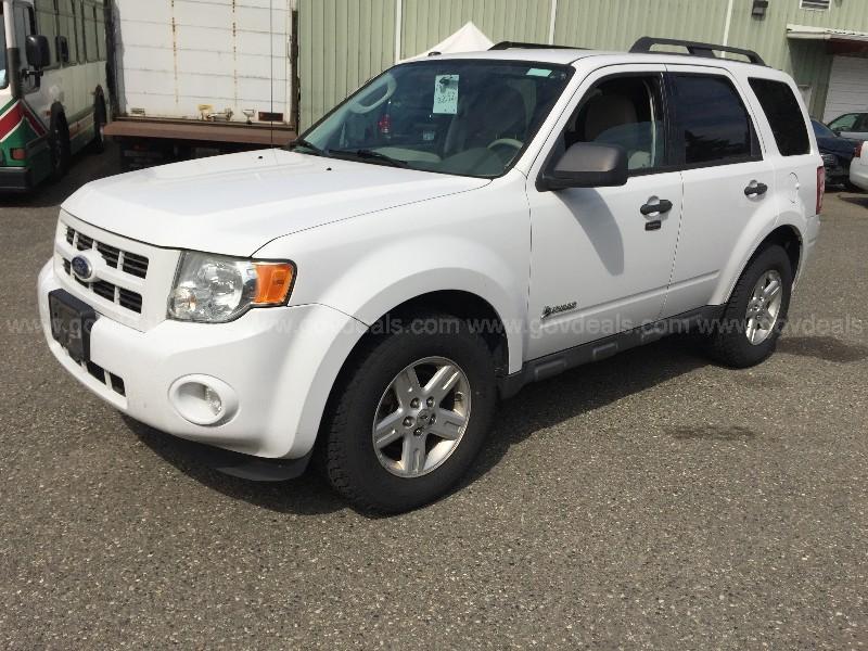Ford Escape Hybrid 4WD