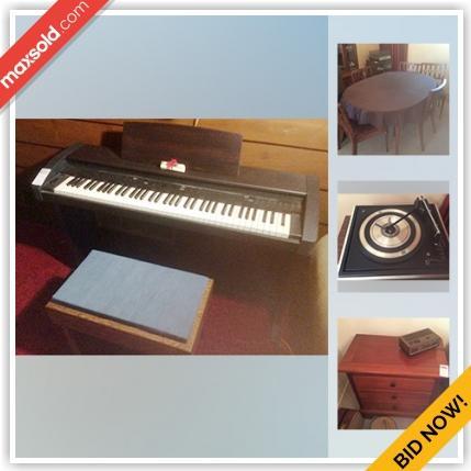 Trenton Estate Sale Online Auction