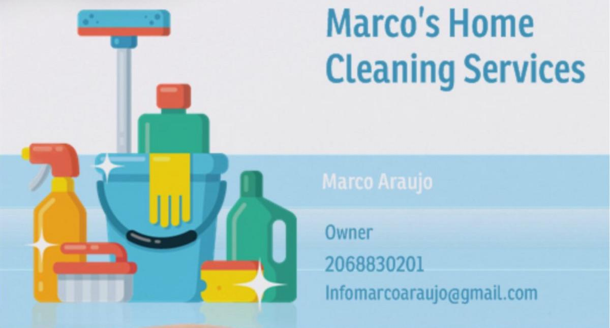 Marco's Home Cleaning Services