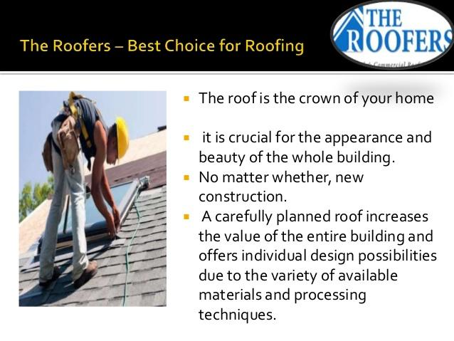 The Roofers | Experienced and Reliable Roof Repairs &