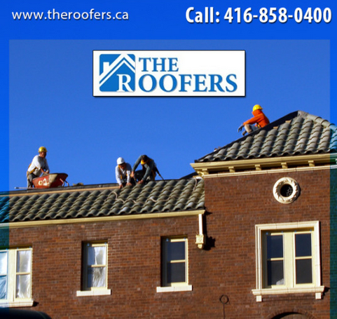 Emergency Roof Leak Repair Services in Toronto | The Roofers