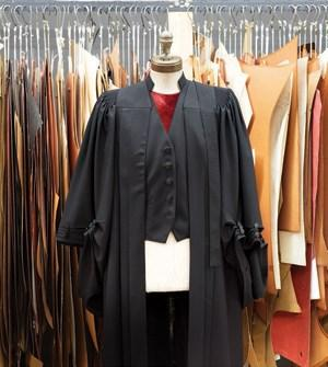Harcourts Rental Custom Robes and Accessories