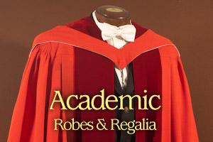 Order Academic Robes And Regalia From Harcourts