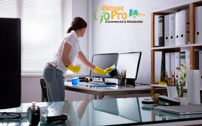 Professional Commercial Cleaning Laval | Go Pro Cleaning