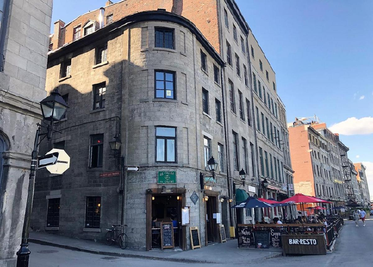 Restaurant/Bar Old Port of Montreal EXCEPTIONAL OPPORTUNITY