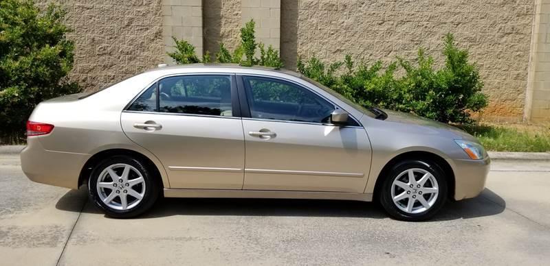 Honda Accord EX Tan  miles