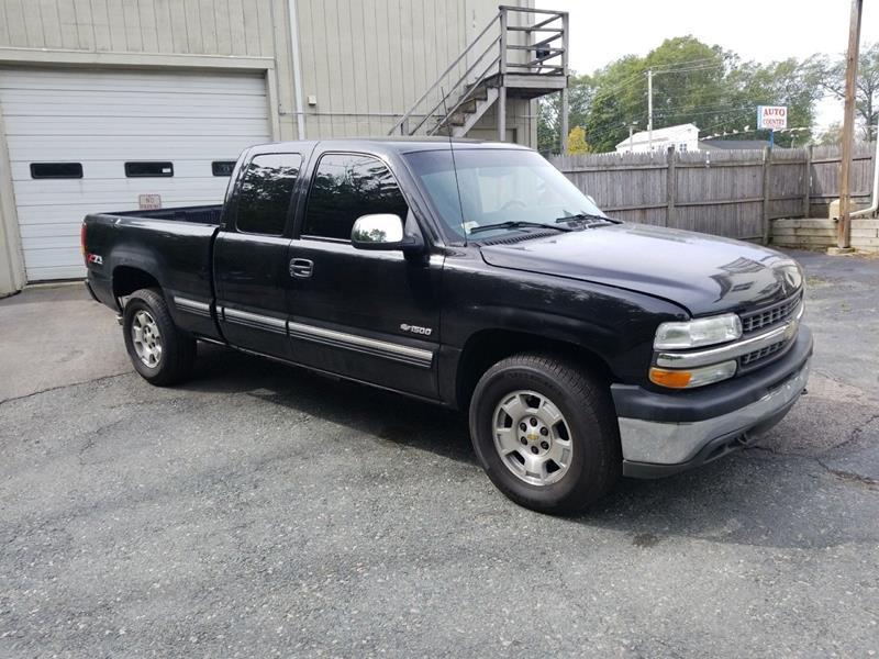 Chevrolet Silverado  Black Truck  Miles