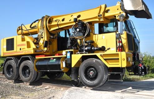 HI Rail Truck for Sale | Mitchell Equipment Corporation