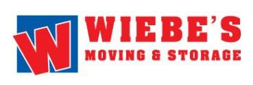 Affordable moving and storage Winnipeg | Wiebe's Moving &