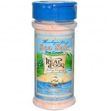Himalayan Pink Sea Salt FunFresh Foods -- 8.75 oz