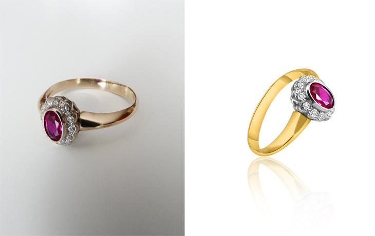 Jewelry Image Editing Services In USA