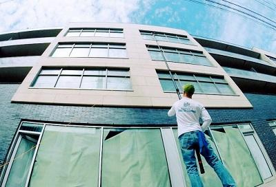 One of the best High Rise Window Cleaning Service in