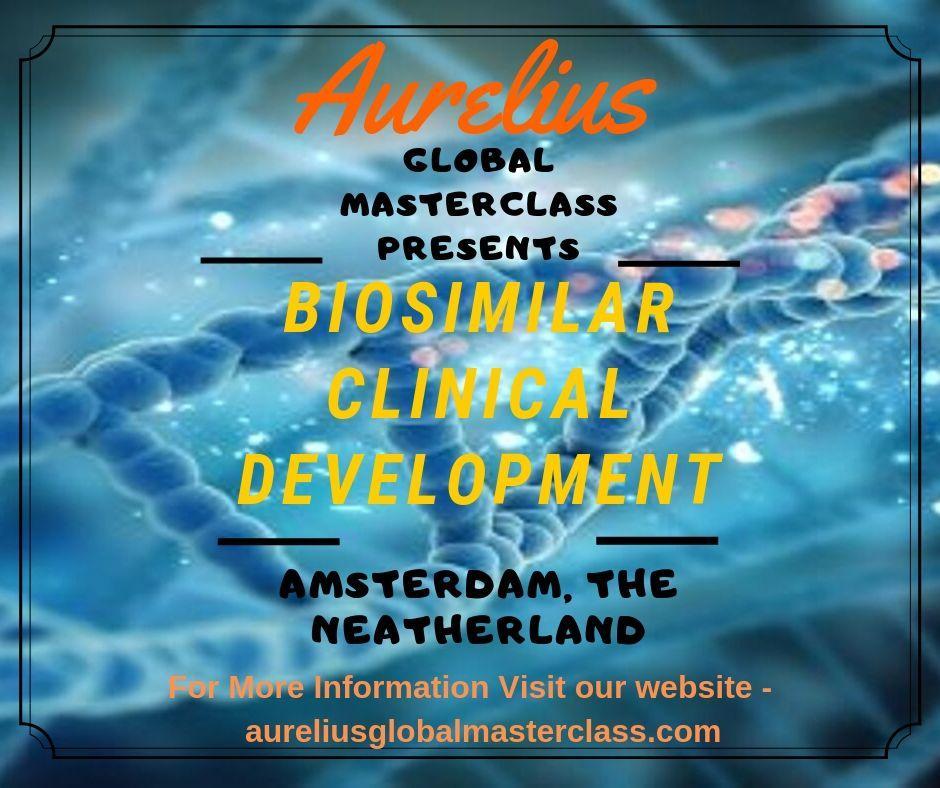 Biosimilars Training In Amsterdam.