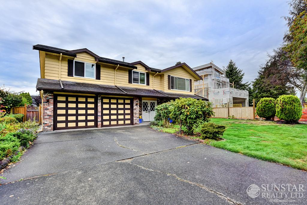 Steveston North 3 Bedroom 2 Bath Upper Suite w/ Deck &