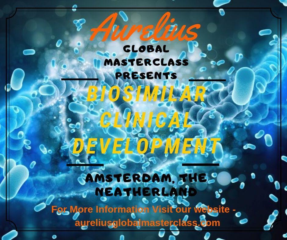Biosimilars Training In Europe.